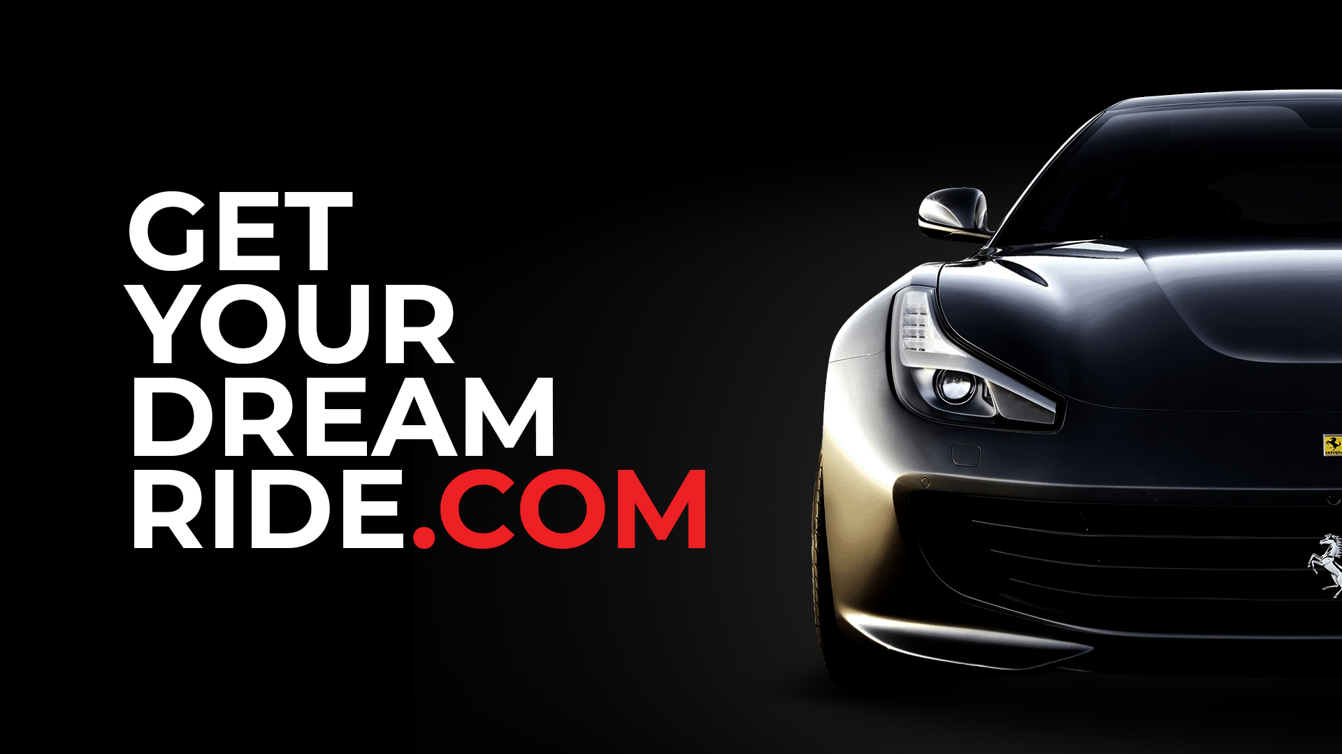 Get Your Dream Ride Coupons